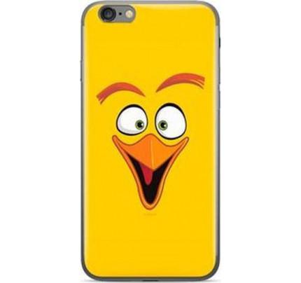 Θήκη Angry Birds Back Cover 012 for Huawei P30 lite Yellow