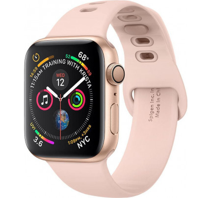 Spigen Air Fit Silicone Band Rose Gold  Apple Watch 42/44mm 062MP25401