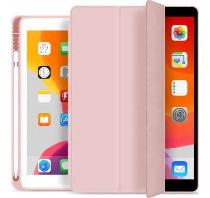 TECH-PROTECT θήκη για IPAD 7/8 10.2 2019/2020 με θέση για γραφίδα  ροζ χρώματος