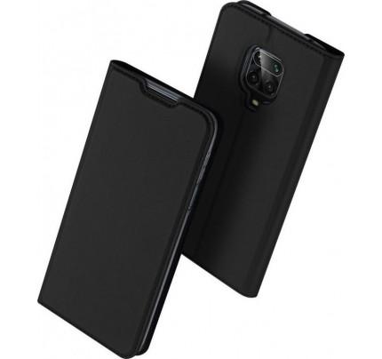 Θήκη Dux Ducis Skin Pro Wallet για Xiaomi Redmi Note 9S /9 PRO/ 9 PRO MAX μαύρου χρώματος