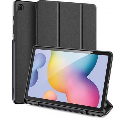 Θήκη Dux Ducis Domo Samsung Galaxy Tab S6 Lite 10.4 P610 / P615 μαύρου χρώματος