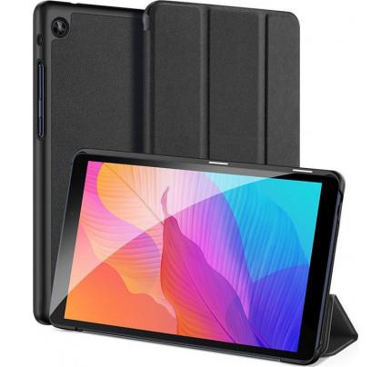 Θήκη Dux Ducis Domo Flip Cover Huawei MediaPad T8 8.0 μαύρου χρώματος