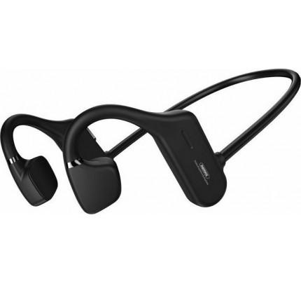 Remax RB-S32 Earbud Bluetooth Handsfree ,Bluetooth Version 5.0 IPX4 Μαύρο