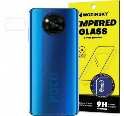 Wozinsky Προστασία Φακού Κάμερας Camera Tempered Glass για Xiaomi Poco X3 NFC