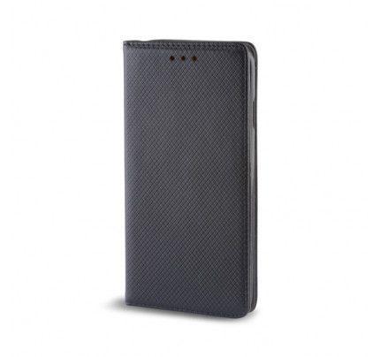 Θήκη Smart Magnet για Samsung Galaxy J7 2017 J730 μαύρου χρώματος