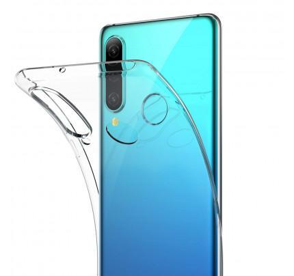 Θήκη OEM TPU Slim για Huawei P30 Lite διάφανη