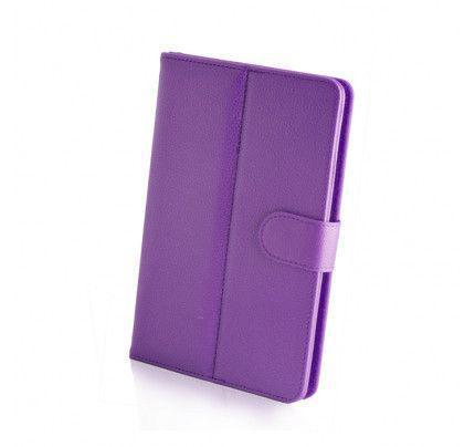"""Θήκη Universal Stand για Tablet 10"""" Purple"""