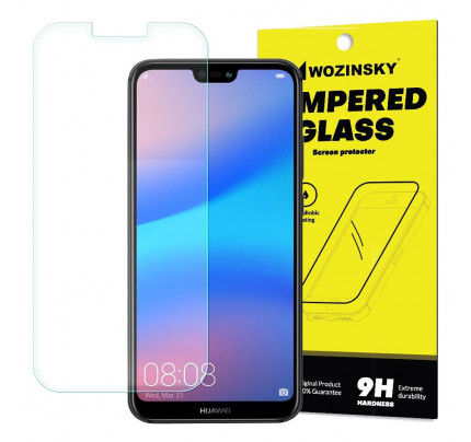 Wozinsky Tempered Glass 9H Screen Protector for Huawei P20 Lite