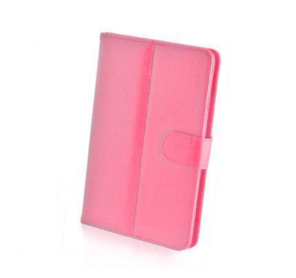 """Θήκη Universal Stand για Tablet 7"""" Pink"""