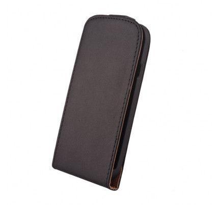 Θήκη Flip για Samsung Fame S6810 μαύρη