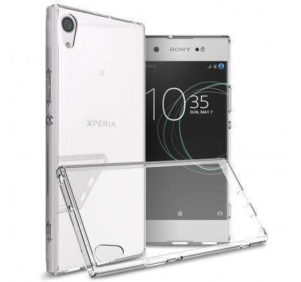 Θήκη TPU Ultra Slim 0,3mm για Sony Xperia XA1διάφανη