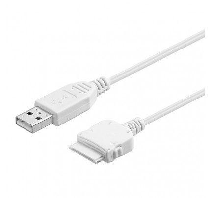 USB datacable for Apple iPod, iPhone 3G/-3Gs/-4/-4s