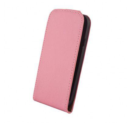 Θήκη Flip Elegance για Samsung Fame S6810 Pink