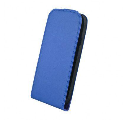 Θήκη Flip Elegance για Samsung Fame S6810 Blue