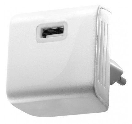 TRAVEL USB 230V 2,1A WHITE