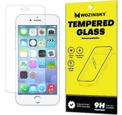 Wozinsky Tempered Glass 9H PRO+ screen protector iPhone 8 Plus / 7 Plus thin 0,15mm