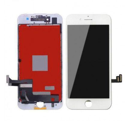 Οθόνη και Μηχανισμός Αφής iPhone 7 Λευκή