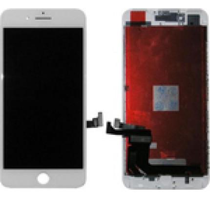 Οθόνη και Μηχανισμός Αφής iPhone 7 Plus Λευκή