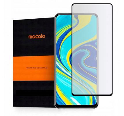 Mocolo TG+ 3D Full Glue Full Face Tempered Glass Xiaomi Redmi Note 9S/ 9 PRO/ 9 PRO MAX BLACK