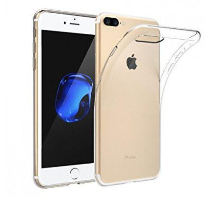 Θήκη OEM TPU Ultra Slim 0,3mm για iPhone 8 Plus διάφανη