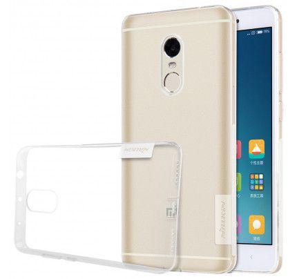 Θήκη Nillkin Nature TPU για Xiaomi Redmi Note 4 διάφανη