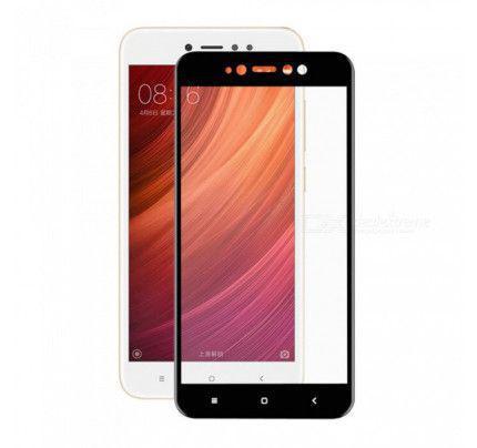 Φιλμ Προστασίας Οθόνης Tempered Glass (άθραυστο ) 9H για Xiaomi Redmi Note 5A full face black