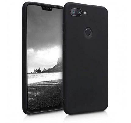 Θήκη OEM TPU Slim για Xiaomi Mi 8 Lite μαύρου χρώματος