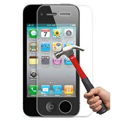Φιλμ Προστασίας Οθόνης Tempered Glass (άθραυστο ) 9H για iPhone 4/4s