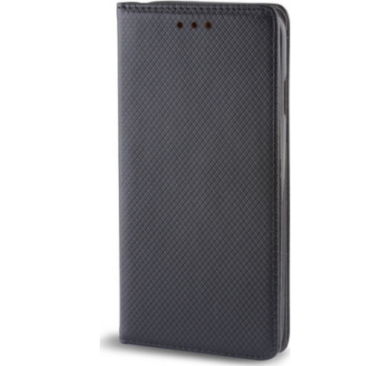 Θήκη OEM Smart Magnet για Xiaomi Redmi 5A μαύρου χρώματος (stand ,θήκη για κάρτα )