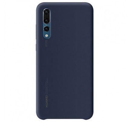 Huawei Original Silicon Protective Case P20 Pro Deep Blue 51992384