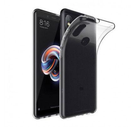 Θήκη OEM TPU Ultra Slim 0,3mm για Xiaomi Redmi Note 5 διάφανη