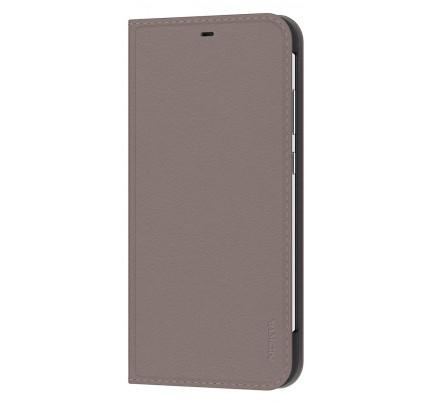 Θήκη Original Nokia CP-281 Slim Flip Case for Nokia 8.1 Grey