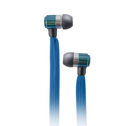 Handsfree Forever Shoelace- Κορδόνι 3.5mm μπλε χρώματος