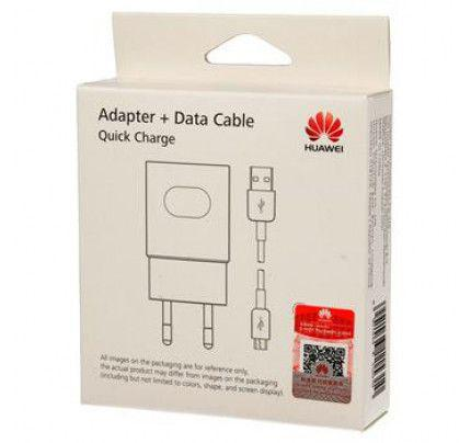 Φορτιστής Original Huawei AP32 Fast Charger με microUSB cable white blister