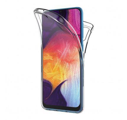 Θήκη OEM TPU 360 Full Body για Samsung Galaxy A50 διάφανη