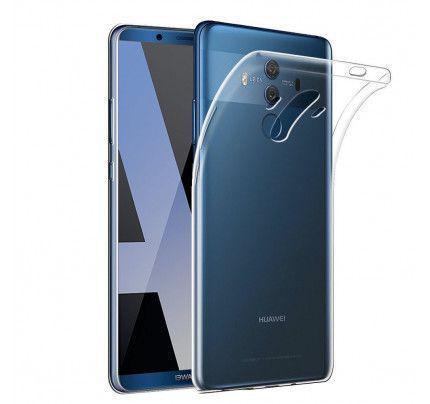 Θήκη TPU Ultra Slim 0,3mm για Huawei Mate 10 PRO διάφανη