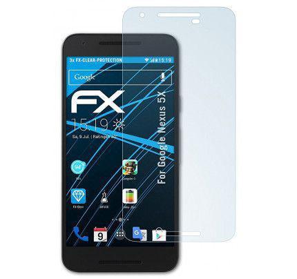 Φιλμ Προστασίας Οθόνης διάφανο για LG Nexus 5X