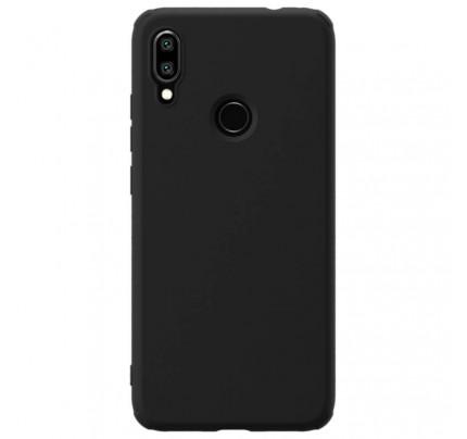 Nillkin Rubber Wrapped Protective Cover for Xiaomi Redmi Note 7 black