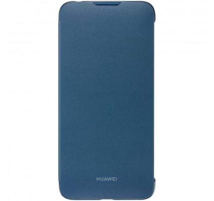 Huawei Original Flip Cover Huawei Y7 2019 μπλε χρώματος  51992903