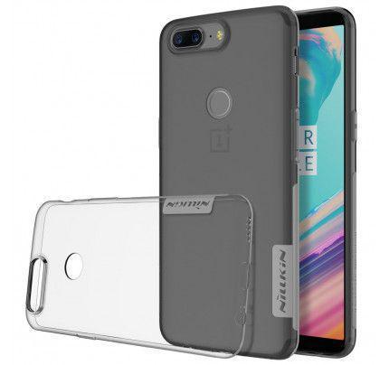 Θήκη Nillkin Nature TPU για OnePlus 5T grey
