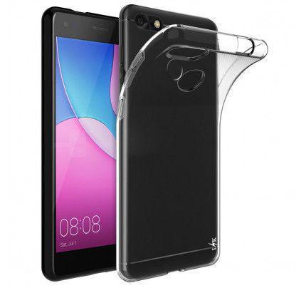 Θήκη TPU Ultra Slim 0,3mm για Huawei P9 Lite mini διάφανη