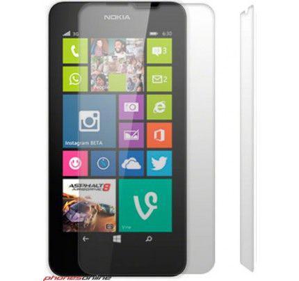 Φιλμ Προστασίας Οθόνης για Nokia Lumia 630/635 (2TEM)