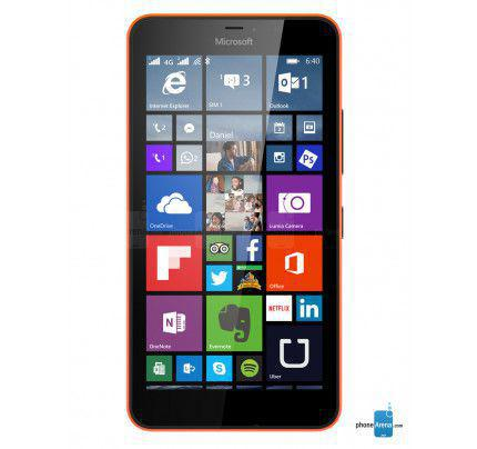 Φιλμ Προστασίας Οθόνης για Microsoft Lumia 640XL (1TEM)