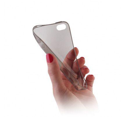 Θήκη TPU Ultra Slim για iPhone 5/5s smoked