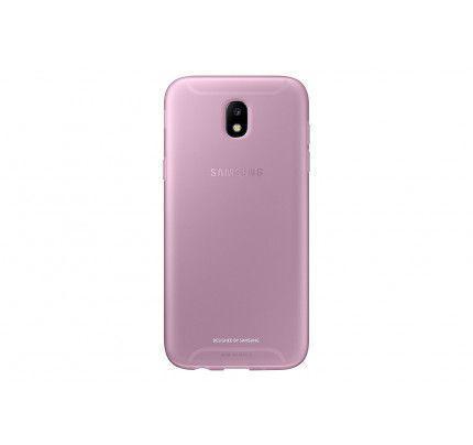 Samsung Jelly Cover EF-AJ530TPEG J5 2017 J530 ροζ χρώματος