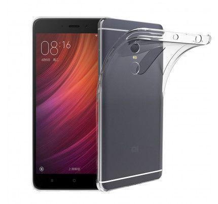 Θήκη TPU Ultra Slim 0,3mm για Xiaomi Redmi Note 4 διάφανη