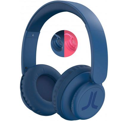 Ασύρματα ακουστικά WESC με χρόνο αναπαραγωγής 9 ωρών ή χρόνος ομιλίας 11 ωρών navy 41418