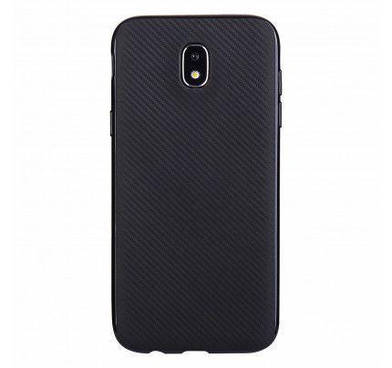 Θήκη OEM TPU Ultra Slim Carbon για Samsung Galaxy J5 2017 J530 black