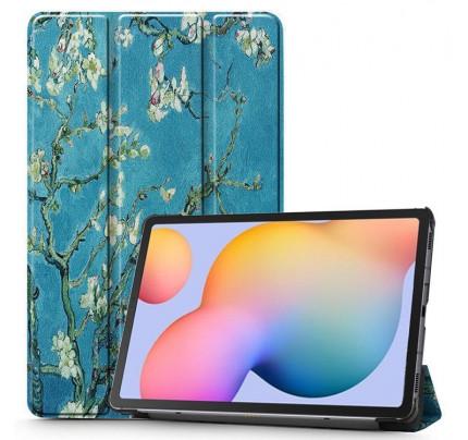 Smart Case Tech Protect για Samsung Galaxy Tab S6 Lite 10.4 P610 / P615 Sakura