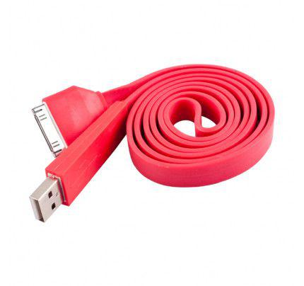Data Cable για iPhone 3G / 3GS/4 /4S Red